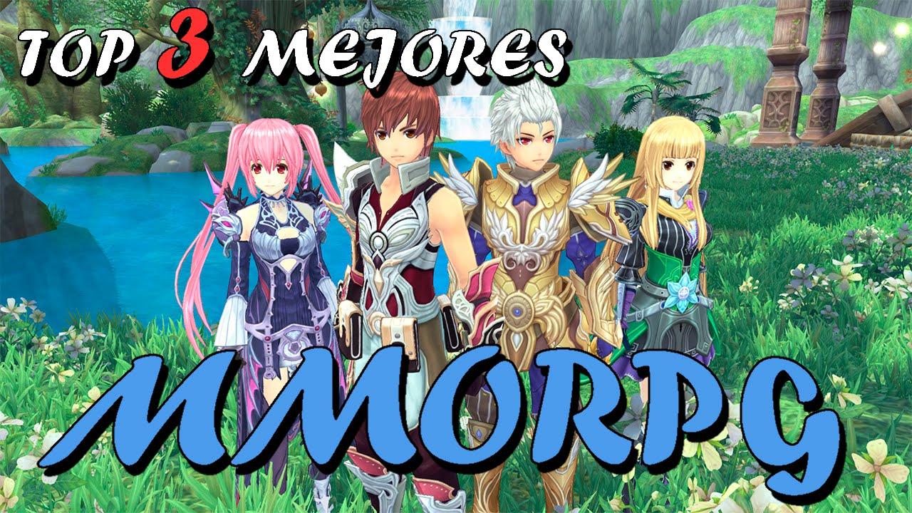 Top Los 3 Mejores Juegos Mmorpg Online Para Pc Youtube