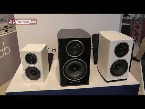 Wharfedale Diamonds 11 are audiophile best friends  MHES2017