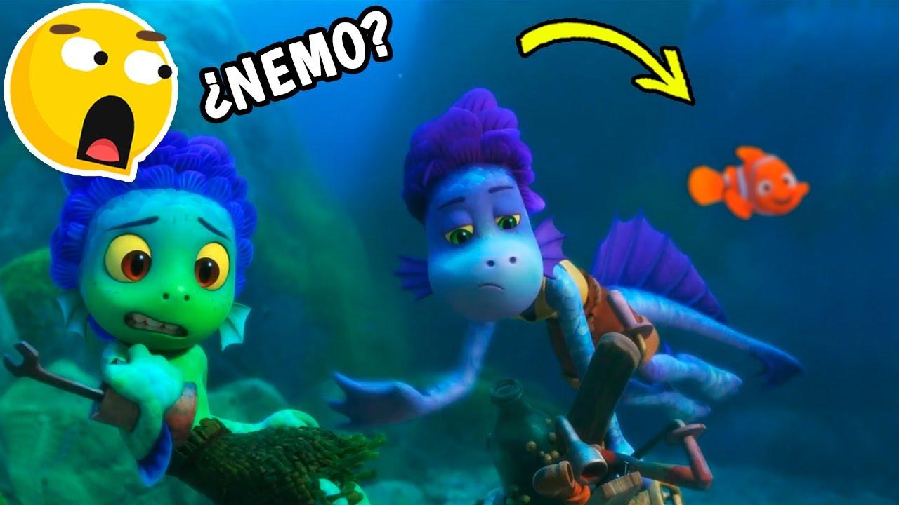 10 Cosas que No Notaste en Películas de Disney y Pixar