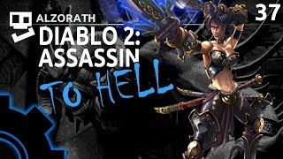 Diablo 2: To Hell! [37]: Kill It With Lightning [ Alzorath | Gameplay | RPG ]