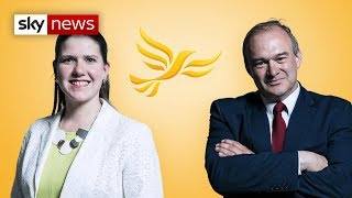 Liberal Democrat leadership race: Head to Head