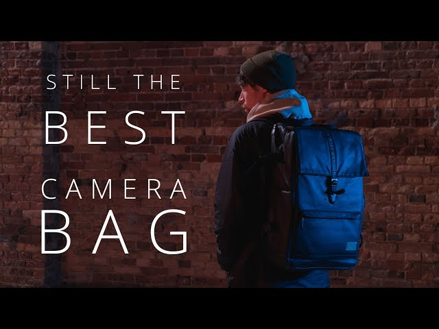 The BEST camera bag for travel & event videographers / photographers
