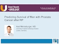 Predicting Survival of Men with Prostate Cancer after RP