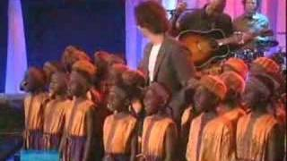 Josh Groban and The African Children