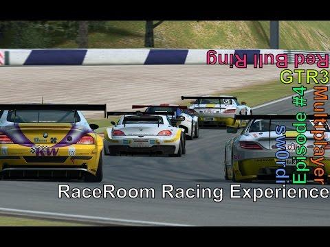 R3E Multiplayer (Alpha) #04 - GTR3 auf dem Red Bull Ring