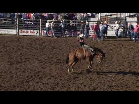 2016 South Dakota High School Rodeo Bareback Champion