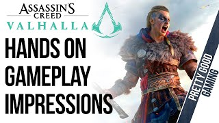 Assassin's Creed: Valhalla Impressions- An Iteration of the Same Formula