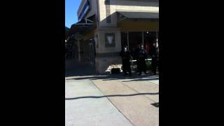 houston outlet mall public video show