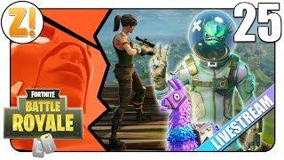 Fortnite Battle Royal: Auf ins Thanos Event! 🔴 | #25 | Let's Play [DEUTSCH]