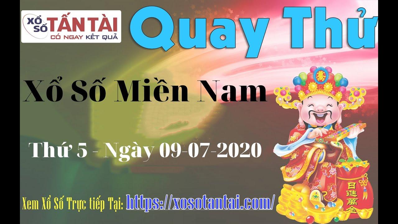 Quay Thử XSMN Giờ Hoàng Đạo Hôm Nay Ngày 09/07/2020 – xosotantai.com