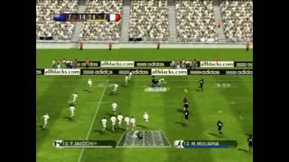 Rugby 08 PC Gameplay Part I