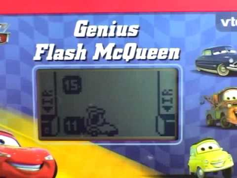 Ordinateur vtech flash mcqueen 2008 cars youtube - Auto flash mcqueen ...