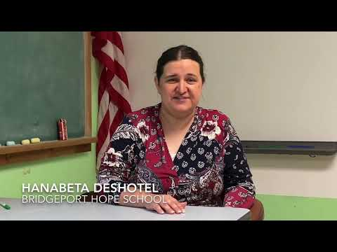 What makes Bridgeport Hope School special?