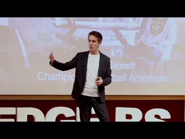 3 counter-intuitive ways to achieve anything you want  | David LAROCHE | TEDxKedgeBS