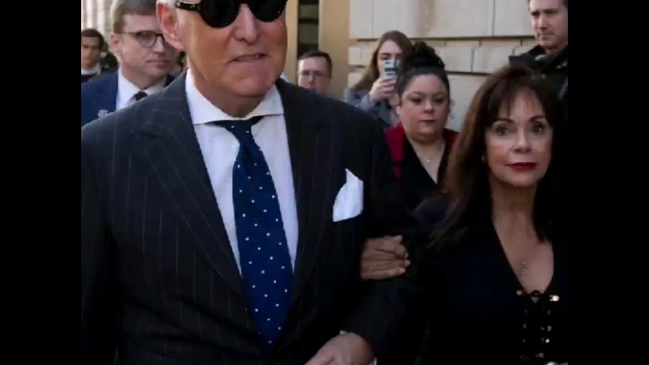 Roger Stone Sentenced To More Than 3 Years Amid Furor Over ...
