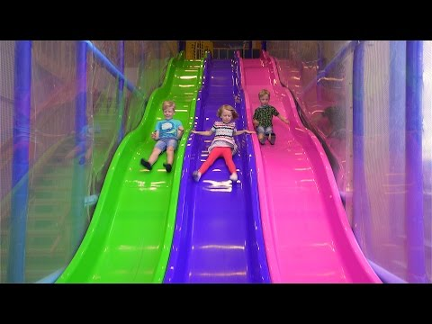 Fun Indoor Playground for Kids and Family at Bill & Bull