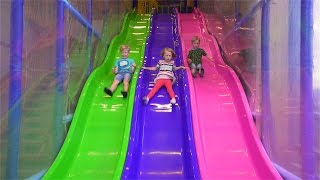 Video Fun Indoor Playground for Kids and Family at Bill & Bull's Lekland download MP3, 3GP, MP4, WEBM, AVI, FLV Desember 2017