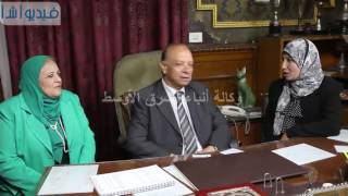 بالفيديو : محافظ القاهرة يتفقد مدرسة مصر الجديدة النموذجية