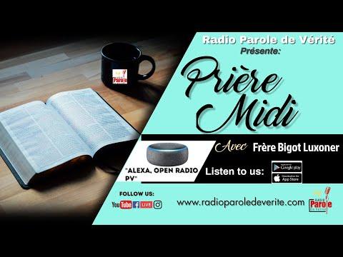 PRIERE MIDI 21 Mai 2018 - Frere Bigot Luxoner