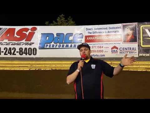 New Egypt Speedway  Race Recap  5 24 17