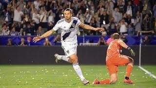 PANENKA SZN   Zlatan Ibrahimovic gets his brace from the penalty spot
