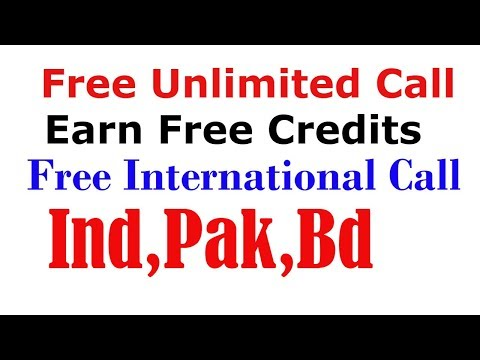 Free International Call | Unlimited Free Call International Worldwide | Best Free Call Apps 2018