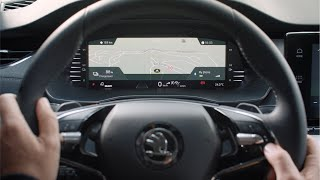 Virtual Cockpit noua ŠKODA OCTAVIA