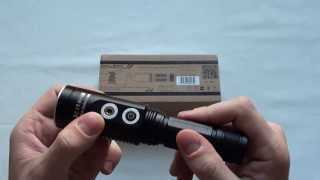 Аккумуляторный светодиодный фонарь Imalent DC2R Обзор(Imalent DC2R - тактический фонарь с инновационным элементом управления - touchscreen-дисплеем, который позволит вам..., 2013-10-30T14:30:37.000Z)