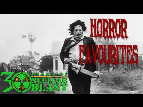 WEDNESDAY 13 - Horror Favourites (OFFICIAL INTERVIEW)