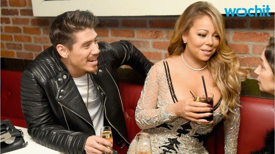 May 2017. Mariah Carey and Bryan Tanaka might actually belong together.