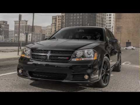 Dodge Launches New Blacktop Special Editions Video