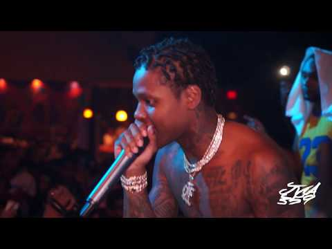 Lil Durk, Lil Bibby & G Herbo LIVE at Centro Nightclub!