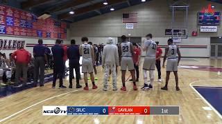 Santa Rosa Junior College vs Gavilan Men's Basketball Regional Final 3/9/19