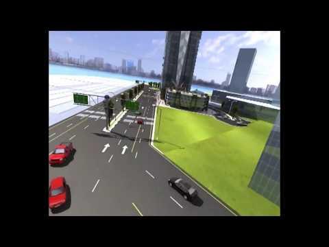 Business Bay & Pyramid -Dubai