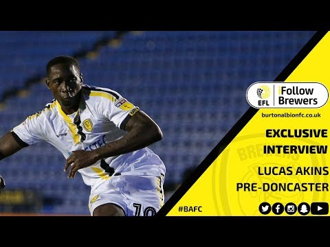 PRE-DONCASTER | Lucas Akins - we need to put in the hard yards