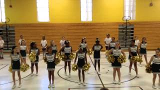 Abney Elementary Spartanettes