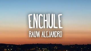 Rauw Alejandro - Enchule (Lyrics/Letra)