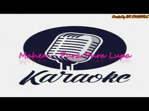 karaoke-pura-pura-lupa-lagu-hit-2020