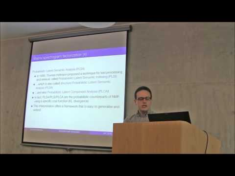 MIC 2016: Emmanouil Benetos - Automatic music transcription using matrix decomposition methods
