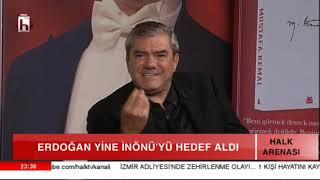 Yılmaz Özdil'den Erdoğan'a: Seni ilkokul mezunu imam kandırdı be...