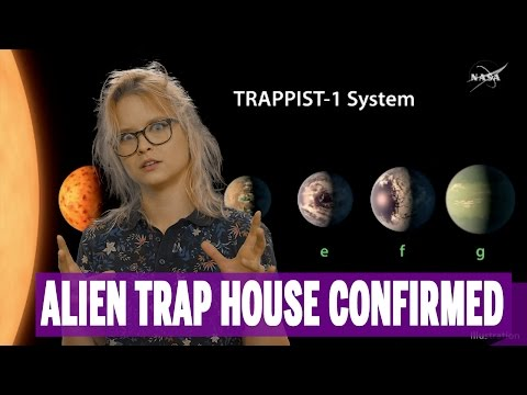 NASA Discovers New Solar System, Katy Perry Fail,  First Date Spy // Spite Club   Snarled