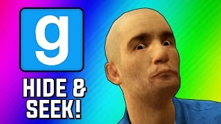 Gmod Hide and Seek Funny Moments - So Much Room For Activities! (Garry