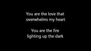 You Are The Fire- Dustin Smith w/lyrics