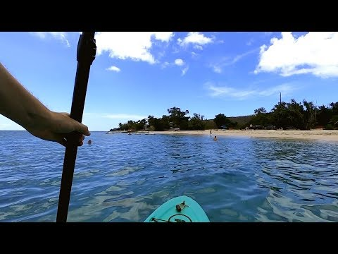 Island Paddle Boarding: Day Of Fun In 3 Minutes