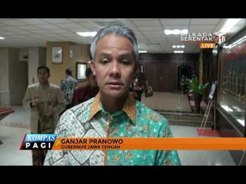 Bupati Klaten Ditangkap KPK, Ganjar Pranowo: Memalukan!