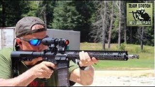 holosun acss cqb reticle red dot review