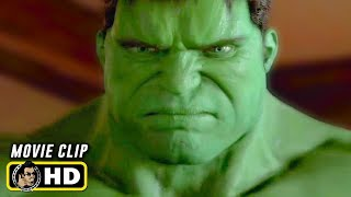 HULK (2003) 4 Movie Clips - Don't Make Me Angry [HD] Eric Bana