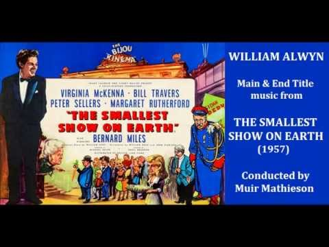 William Alwyn: music from The Smallest Show on Earth (1957)