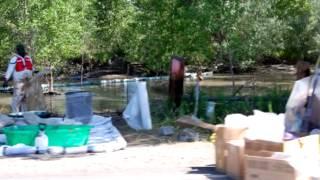 Yellowstone River Oil Spill Slideshow