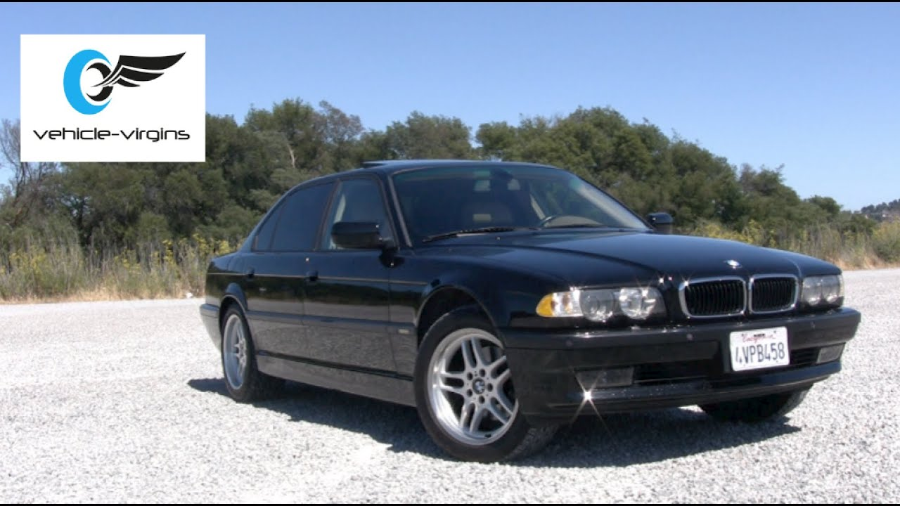hight resolution of 2001 bmw 740il road test and review